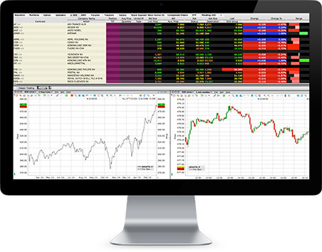 Trader Wokstation