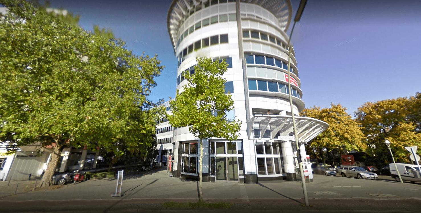 Zentrale der Tradegate Exchange GmbH