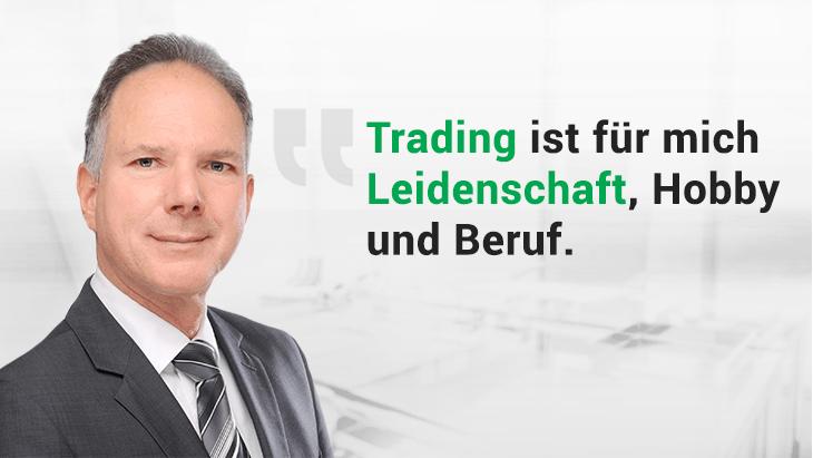 LYNX Interview - 15 Fragen an Profitrader Dr. Gregor Bauer