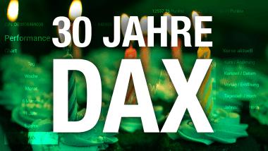 30 Jahre DAX – wissen Sie wirklich alles über ihn?