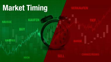 Market Timing: So bestimmen Sie den optimalen Zeitpunkt für Kauf und Verkauf