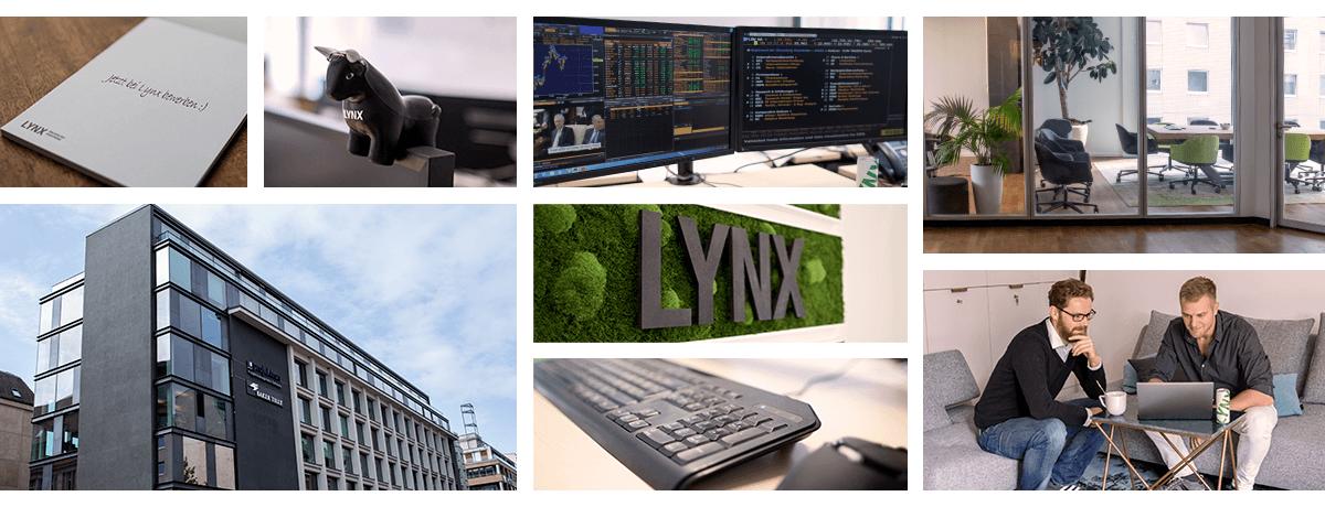 LYNX-Karriere