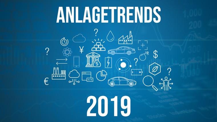 Die 7 wichtigsten Anlagetrends 2019 | LYNX Online Broker