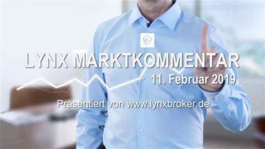 20190211-dax-zeigt-deutliche-schwaeche-lynx-marktkommentar