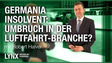 Germania insolvent - Umbruch in der Luftfahrt-Branche
