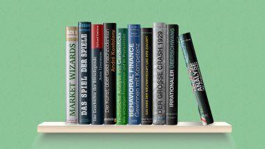 Diese 10 Börsenbücher sollten Sie gelesen haben! | LYNX Online Broker