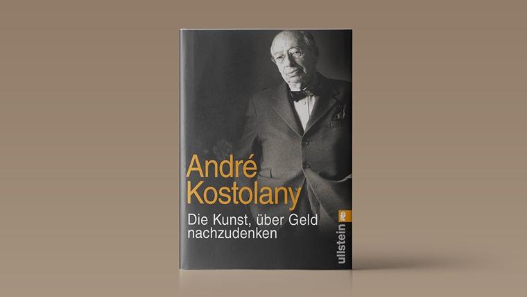 Diese 10 Börsenbücher sollten Sie gelesen haben!: André Kostolany - Die Kunst, über Geld nachzudenken | LYNX Online Broker