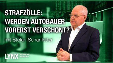 Strafzoelle: Werden Autobauer vorerst verschont