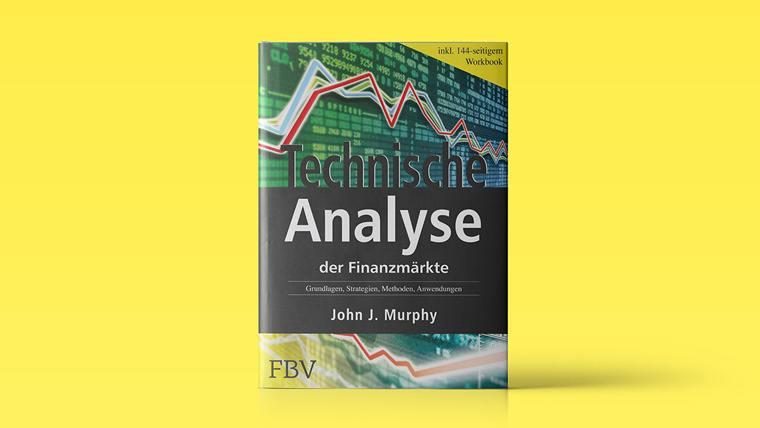 Diese 10 Börsenbücher sollten Sie gelesen haben!: John Murphy - Technische Analyse der Finanzmärkte | LYNX Online Broker