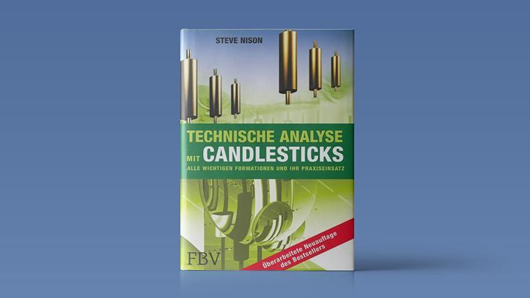 Diese 10 Börsenbücher sollten Sie gelesen haben!: Steve Nison - Technische Analyse mit Candlesticks | LYNX Online Broker