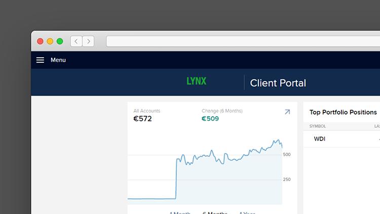 Lynx Broker Login