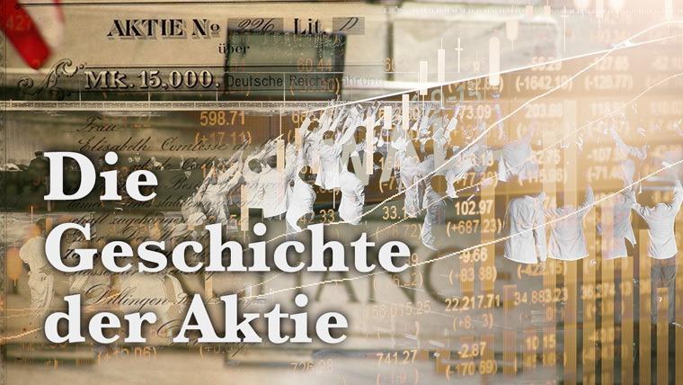 Die Geschichte der Aktie | LYNX Online Broker