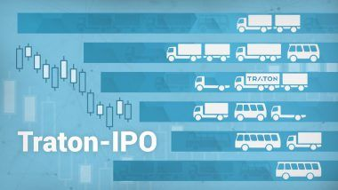TRATON IPO - Lkw-Sparte des Volkswagen-Konzerns geht an die Börse | LYNX Online Broker