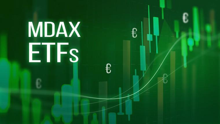 Die besten MDAX ETF | LYNX Online Broker