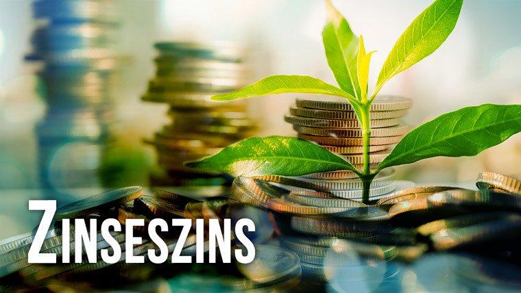 Der Zinseszins: Die magische Geldvermehrung | Online Broker LYNX