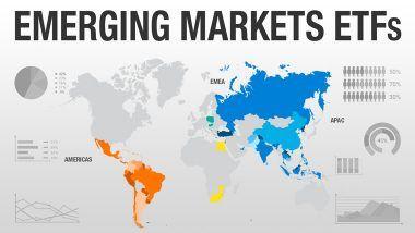 MSCI Emerging Markets ETFs - Die besten Schwellenländer ETFs | Online Broker LYNX