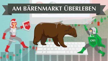 Optionsstrategien in einem Bärenmarkt | Online Broker LYNX
