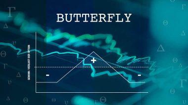 Optionsstrategie Long Butterfly Spread: Schmetterlinge im Depot | Online Broker LYNX