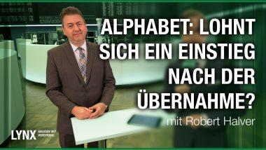 Alphabet - Lohnt sich ein Einstieg nach der Uebernahme