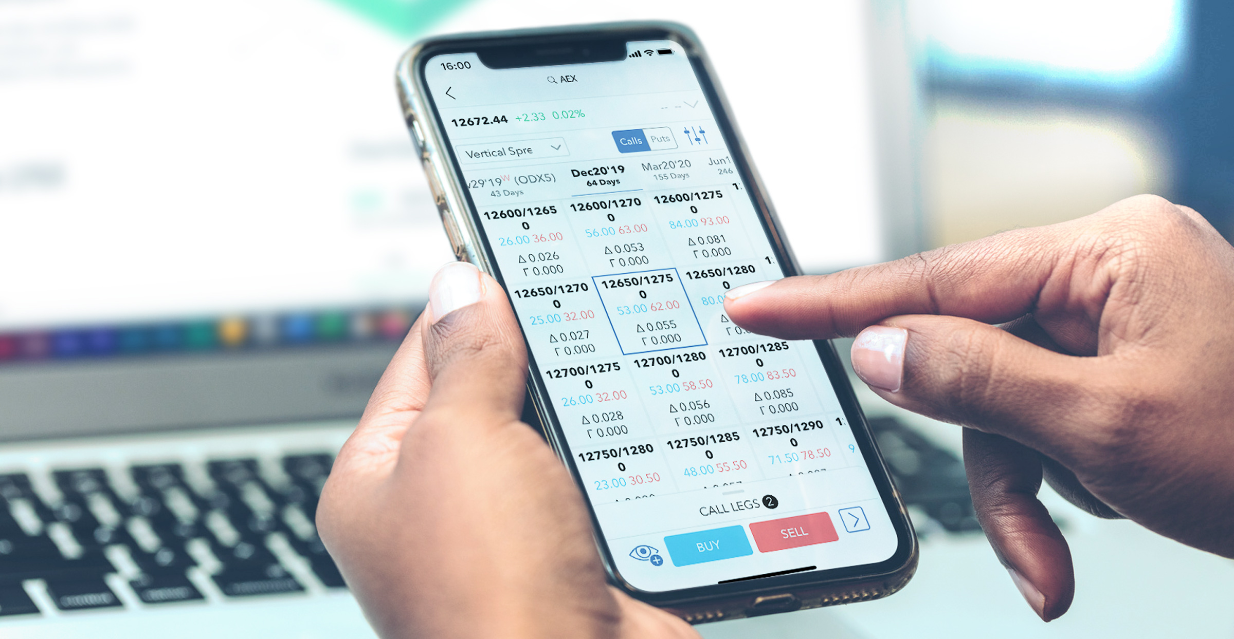 LYNX Trading Apps - Online beleggen op uw mobiel